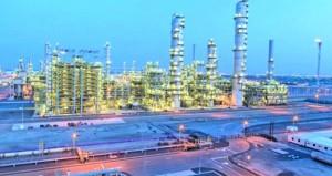 27% ارتفاعا في إجمالي منتجات المصافي والصناعات البترولية في النصف الأول من العام