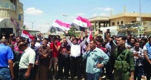 سوريا: الجيش يعمق سيطرته في ريف درعا .. والعلم السوري يرتفع بالمسيفرة