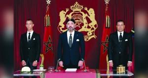 فـي خطاب العرش: العاهل المغربي يدعو إلى «هيكلة شاملة» للبرامج الاجتماعية