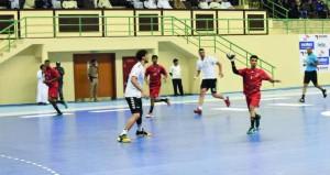 في البطولة الآسيوية لكرة اليد بصلالة .. منتخبنا الوطني للشباب يخسر أمام نظيره الإيراني