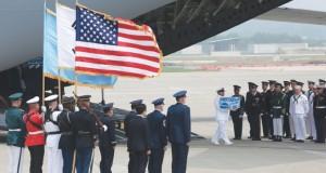كوريا الشمالية تسلّم أميركا رفات جنود لها قُتلوا بالحرب الكورية .. وترامب يشكرها