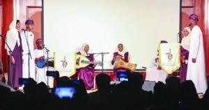 مركز عمان للموسيقى التقليدية يسدل الستار على فعالية «أنشطة الشباب الموسيقية»