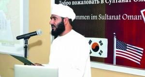 محاضرة ومعرض عن «التعايش الديني فـي سلطنة عمان» بمنح