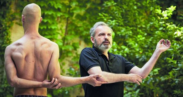 مسرحية وردة السيراميك في مهرجان آفينيون بفرنسا