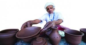 السلطنة تشارك في سوق عكاظ الدورة 12 بعدد من المفردات الثقافية المتنوعة
