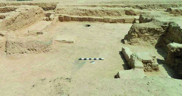 اكتشاف حجرات أثرية ترجع إلى العصرين الروماني والبيزنطي في مصر
