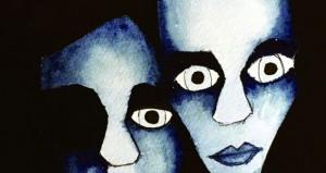 لوحات التشكيلي علاء طوالبة.. سردٌ بصريّ يستحضر الوجوه الإنسانية