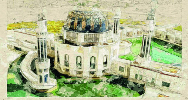 لوحات مهند الناصري تقدم الذاكرة الجمعية للعراقيين