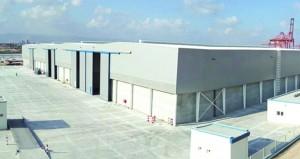 ميناء صلالة يضيف منشأة جديدة في مجال الخدمات اللوجستية الزراعية
