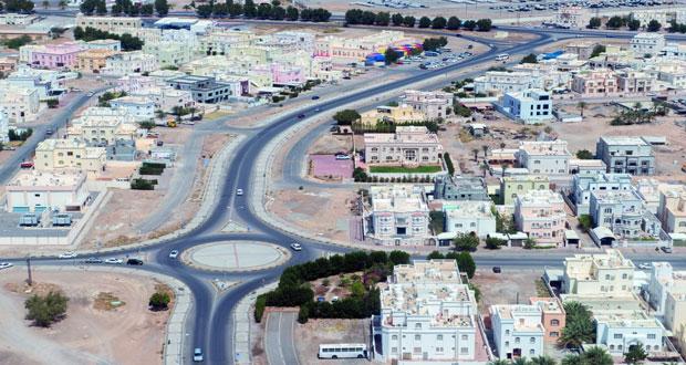 أكثر من 1.41 مليار ريال عماني القيمة المتداولة للنشاط العقاري بنهاية يونيو 2018