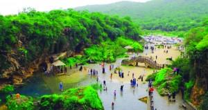 أكثر من 190ألف زائر لخريف صلالة بنسبة نمو تجاوزت 65%
