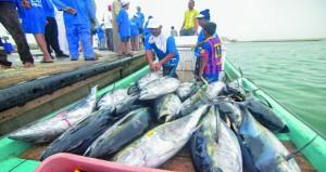 وكيل الزراعة يكرم الفائزين بمسابقة السيب الثانية لصيد الأسماك