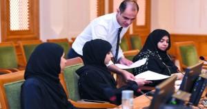 مجلس عمان ينظم برنامجًا حول مهارات الحاسب الآلي المتطورة لموظفي الشورى