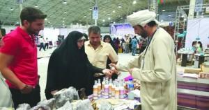 السلطنة تشارك في معرض تبريز الدَّوليّ للحرف اليدوية في إيران