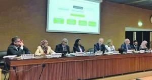 استعراض تجربة السلطنة في إعداد الاستراتيجية الوطنية للابتكار في مؤتمر عالمي بجنيف
