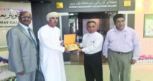 جامعة السلطان قابوس تجري دراسة بحثية عن العلاقات العمانية البروناوية
