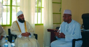 مساعد المفتي العام للسلطنة يلتقي بمفتي جمهورية رواندا