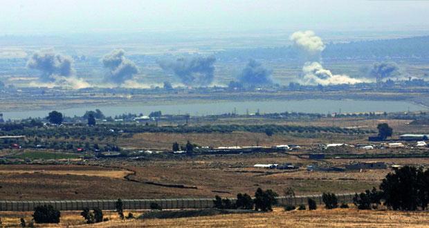سوريا : تقدم جديد للجيش بدرعا ومسلحوها يواصلون تسليم أسلحتم الثقيلة