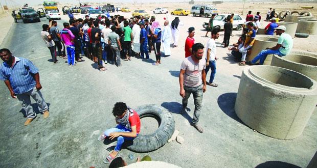 العراق: الاحتجاجات تدخل أسبوعها الثاني والتظاهرات تتواصل