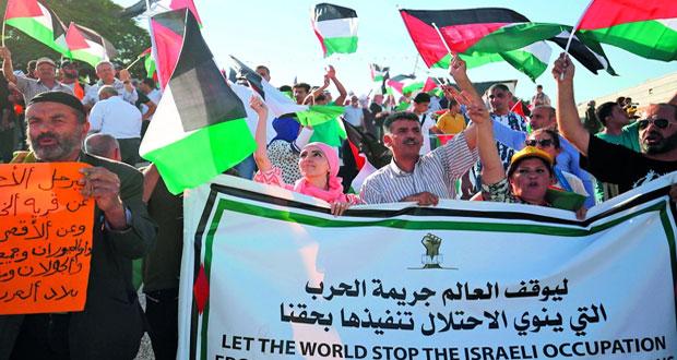 الكنيست يصادق على قانون (يهودية إسرائيل) .. وسط إدانة فلسطينية عربية وقلق أوروبي