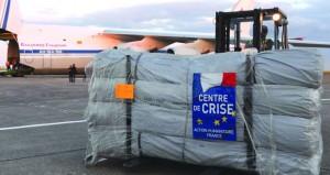 روسيا وفرنسا تقومان بعملية إنسانية مشتركة في سوريا