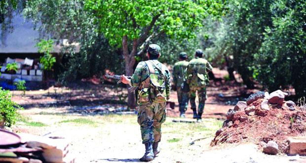 سوريا: الجيش يواصل تقدمه بريف درعا الشرقي