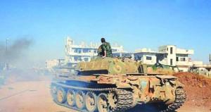 سوريا: الجيش يتقدم بريف القنيطرة ويسيطر على مواقع استراتيجية