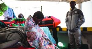 ليبيا: عشرات المهاجرين في عداد المفقودين في حادث غرق جديد