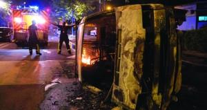 أعمال عنف في مدينة نانت الفرنسية إثر مقتل شاب برصاص الشرطة