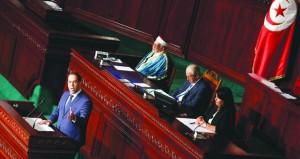 البرلمان التونسي يمنح الثقة لوزير الداخلية الجديد