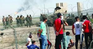 العراق: العبادي يصدر قرارات بشأن مطالب المتظاهرين وإقالة قائد شرطة النجف