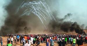 155 شهيدا برصاص الاحتلال منذ بدء (مسيرات العودة )