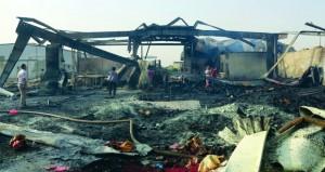 اليمن : قوات هادي تسيطر على مواقع جديدة بصعدة .. والتحالف يواصل غاراته بالحديدة