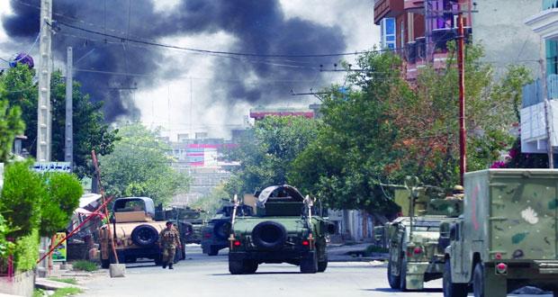 أفغانستان : جرحى بهجوم مسلح على مركز لتدريب القابلات