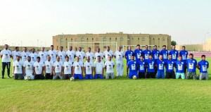 قيادة شرطة محافظة البريمي تنظم فعاليات رياضية