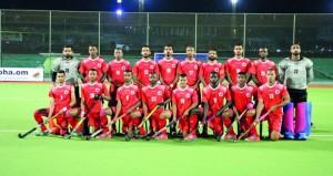 منتخبنا الوطني للهوكي في المجموعة الثانية بدورة الألعاب الآسيوية بجاكرتا