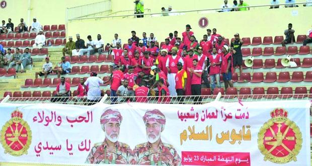 الدوري «24» لقوات السلطان المسلحة لكرة القدم