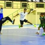 إثارة وتشويق في ختام مباريات دور الثمانية في البطولة الآسيوية السادسة عشرة للشباب لكرة اليد