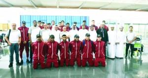 اليوم ..اكتمال وصول المنتخبات المشاركة في البطولة الآسيوية للشباب لكرة اليد بصلالة