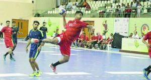 البطولة الآسيوية السادسة عشرة لكرة اليد بصلالة