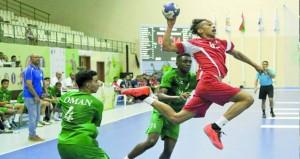 البطولة الآسيوية لكرة اليد بصلالة