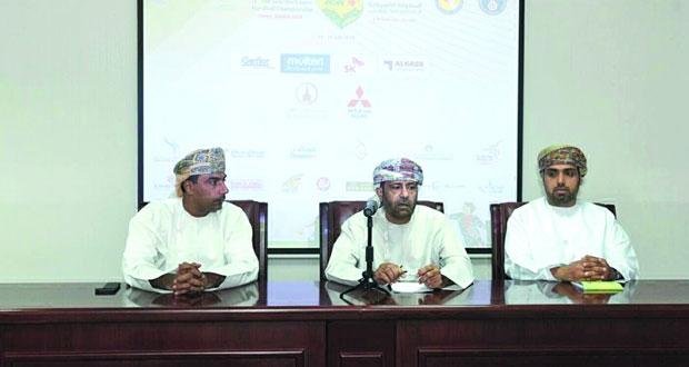 اللجنة المنظمة للبطولة الآسيوية للشباب لكرة اليد تكشف عن 14 مؤسسة وجهة داعمة