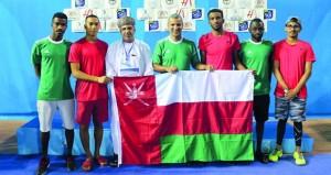البطولة العربية الرابعة للسباحة العموم بتونس