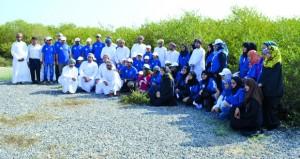 اللجنة المشرفة على معسكر الفتيات تنهي استعداداتها لاستقبال المشاركات