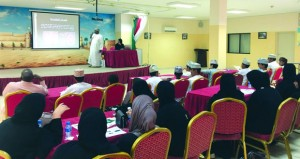 تواصل فعاليات برنامج شبابي بمختلف محافظات السلطنة