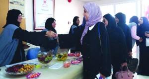 أنشطة وفعاليات مختلفة في افتتاح معسكر الفتيات الثاني .. اليوم
