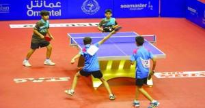 منتخبنا الوطني لكرة الطاولة يشارك في البطولة العربية بمصر