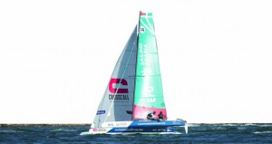 فريق عُمان للإبحار يخوض منافسات المرحلة الأخيرة من منافسات الطواف الفرنسي