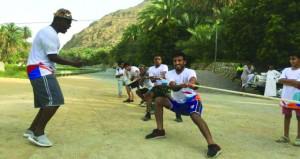 القوافل الرياضية تجوب محافظات السلطنة ضمن برنامج صيف الرياضة