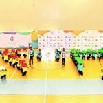 افتتاح فعاليات معسكر شباب الأندية بمحافظة جنوب الشرقية بولاية صور